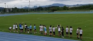 【AS.Laranja Kyoto:第8節】昇格のためにvsルネス学園SC(190714)