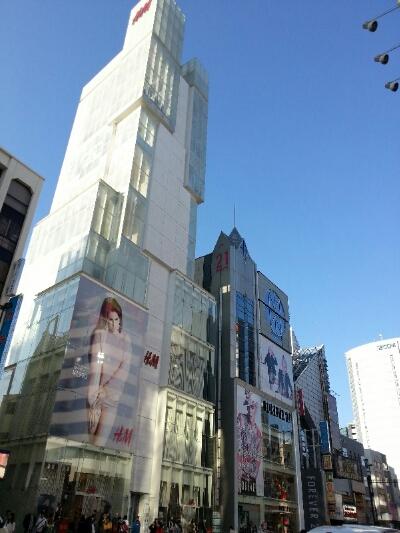 2012年の東京1人旅:5日目
