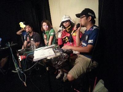 【燃えろ!J2党 第9節in大阪】@白鯨へ行ってきました