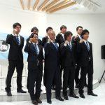 ようこそKSLへ:FC大阪の記者会見に行ってきましたー。