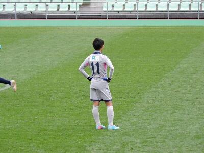 LSFCキングのラストゲーム【レイジェンド滋賀FCvsFC大阪】 KSL杯3位決定戦141220